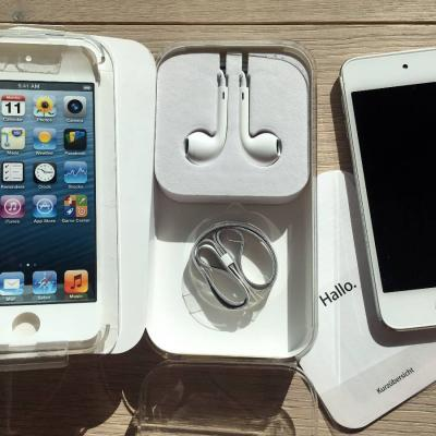 Apple iPod Touch 64GB 5. Generation - thumb