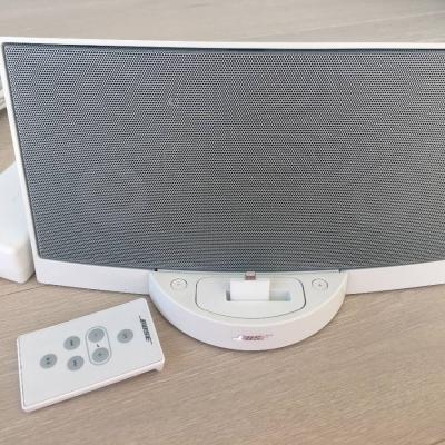 Bose SoundDock weiß - thumb