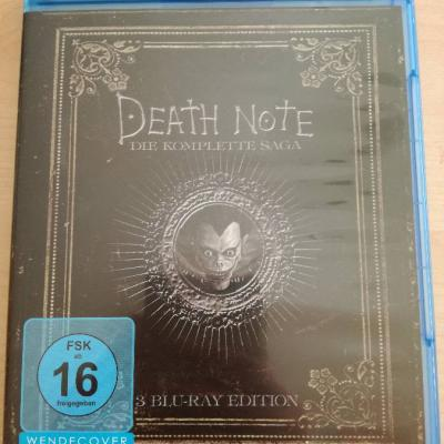 Death Note - die komplette Saga - thumb