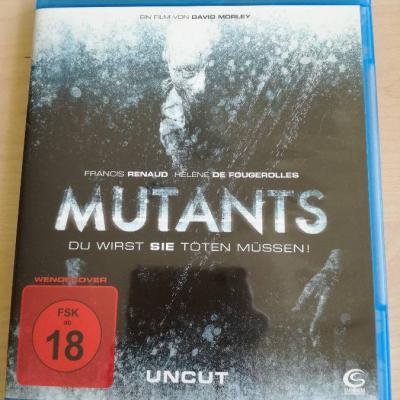 Mutants - Du wirst sie töten müssen! (Blu-ray) - thumb