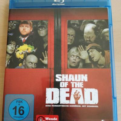 Shaun of the Dead (Blu-ray) - thumb