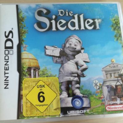 Die Siedler (NintendoDS) - thumb