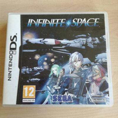 Infinite Space (NintendoDS) - thumb
