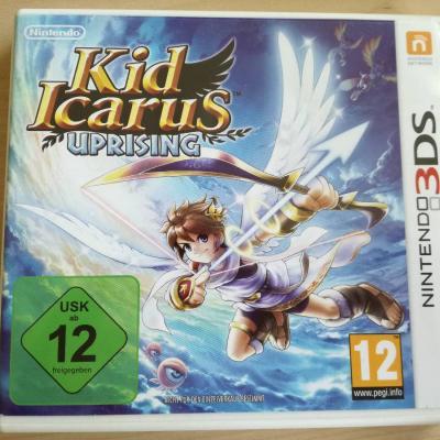 Kid Icarus Uprising (Nintendo3DS) - thumb
