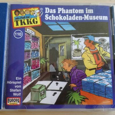 Kinderhörspiele von TKKG - thumb