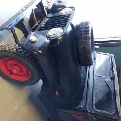 Verkaufe Jeep Willys - thumb