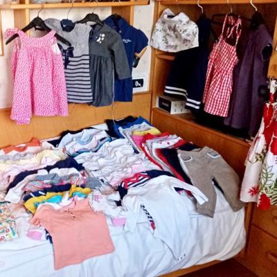 Kleidung große Auswahl • vestiti vasta scelta - thumb