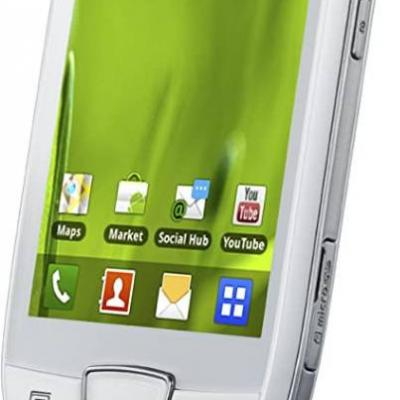 Samsung Galaxy Next bianco - thumb