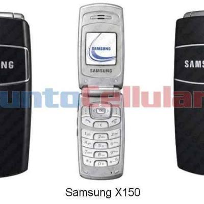 Samsung SGH-X150 - thumb