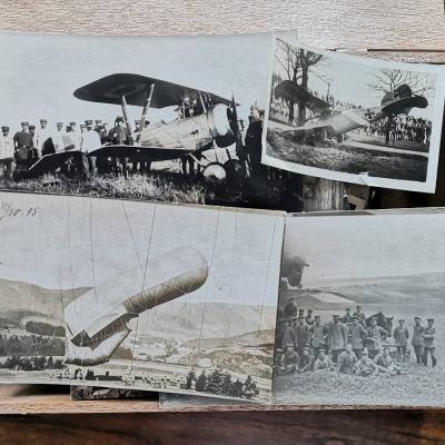Lose Photographien und Postkarten aus dem 1. WK - thumb