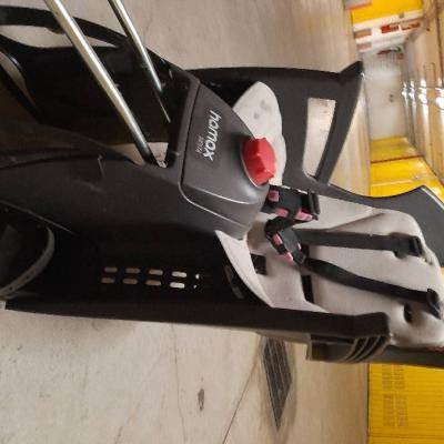 Hamax - Kinder-Fahrradsitz hinten - thumb