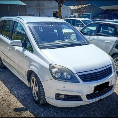 Opel Zafira 1,9l CDTI - thumb