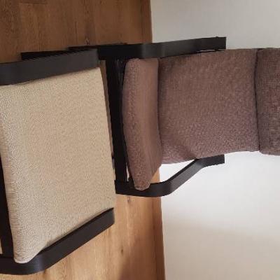 Ikea Relaxstuhl inklusive Fußablage - thumb