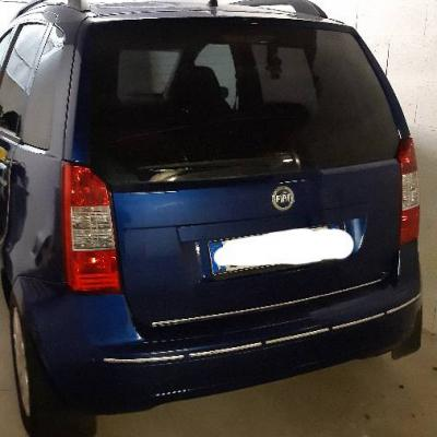 Fiat IDEA 1.4 16V a GPL - thumb