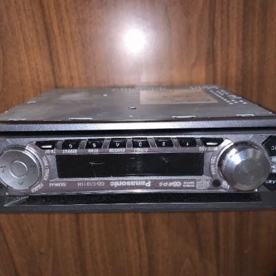 Panasonic Autoradio 15 Euro - thumb