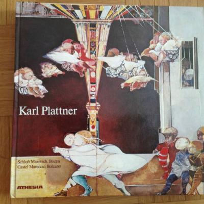 Karl Plattner Katalog (selten) 1977 - thumb