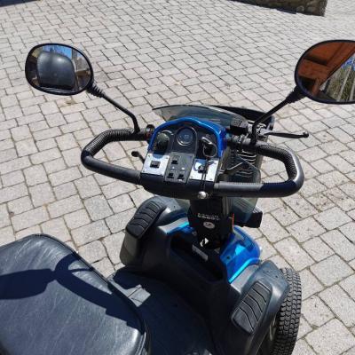 Senioren Scooter Elektromobil Victory XL 140 - thumb