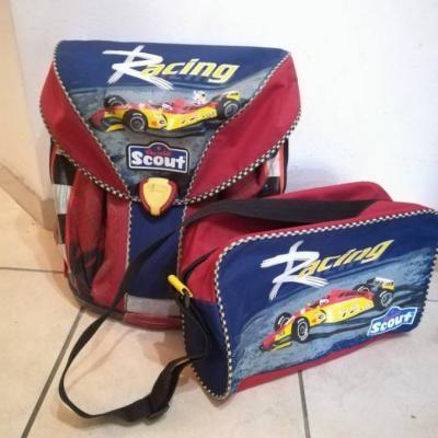 Schultasche und Turntasche - thumb