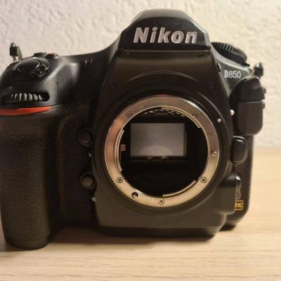 Nikon D850 Kamera - thumb