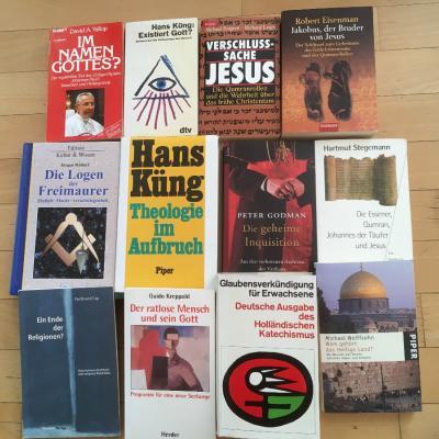 """Bücher zum Thema """"Gott"""" und """"Religion"""" - thumb"""