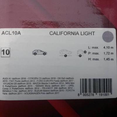 Abdeckung Auto - Spinelli California Light - Neu - thumb