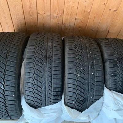 4 Winterreifen Continental 235/45R18-VXL - thumb