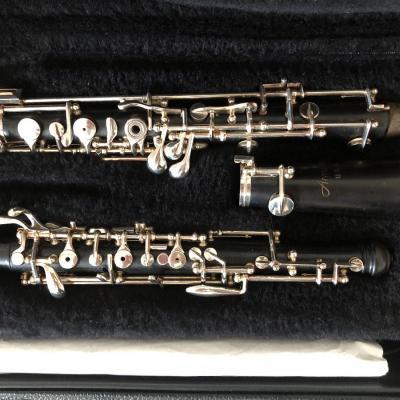 Oboe zu verkaufen - thumb