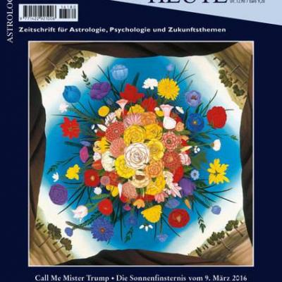 Sammlung Astrologie Zeitschriften - thumb