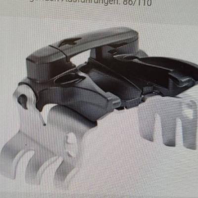 Harscheisen Fritschi Axion 86mm - thumb