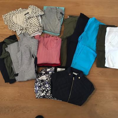Verkaufe Kleiderpaket S/M - thumb