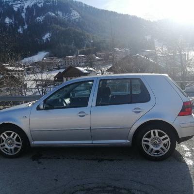 VW Golf 4 TDI - thumb