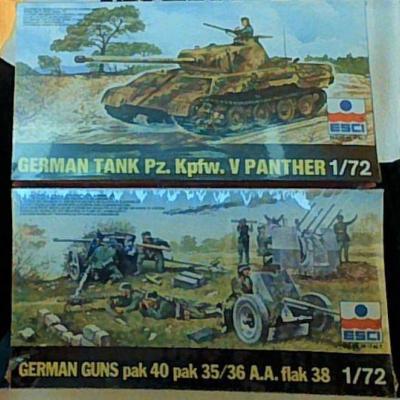 Esci Panzer, Esci Geschütze - thumb