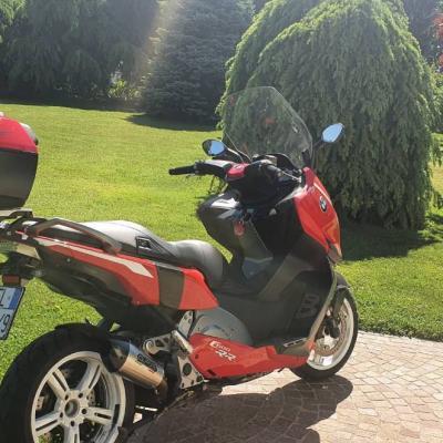 Verkaufe BMW Scooter - thumb