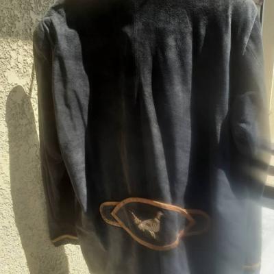 Trachtenjacke in Leder XL - thumb