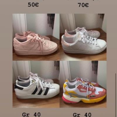 Verkaufe Adidas Schuhe - thumb
