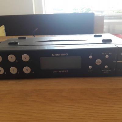 Küchenradio Grundig - thumb