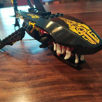 LEGO Atlantis Guardian of the Deep - 8058 - VOLLSTÄNDIG - thumb