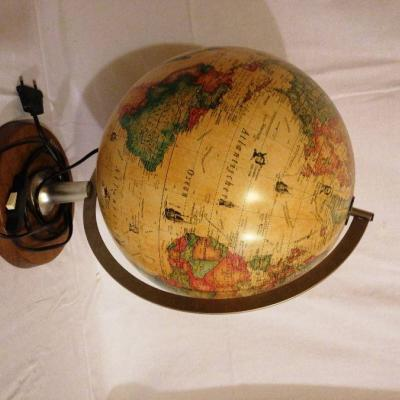Antiker Globus - thumb