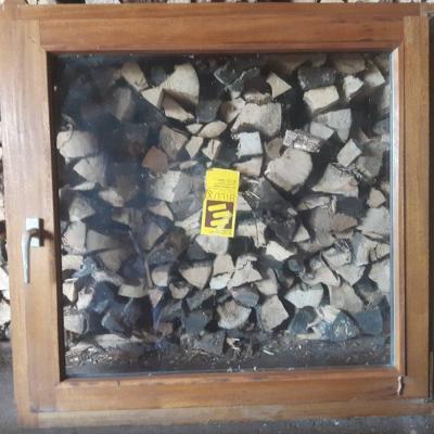 Fenster mit Isolierglas und Stock - thumb