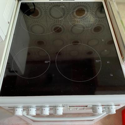 AEG Elektroherd Induktions-Glaskeramik mit Backofen - thumb