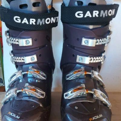 GARMONT Freeride-Skitourenschuhe - Größe 28 - thumb
