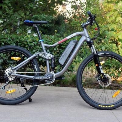 E-Bike Mountainbike - Pedelec Antrieb - 500 Watt - thumb