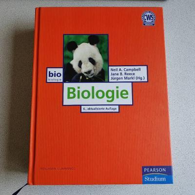 Biologie (Pearson Studium) - thumb