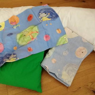 Bettdecke, Polster und Passenden Bezug! - thumb