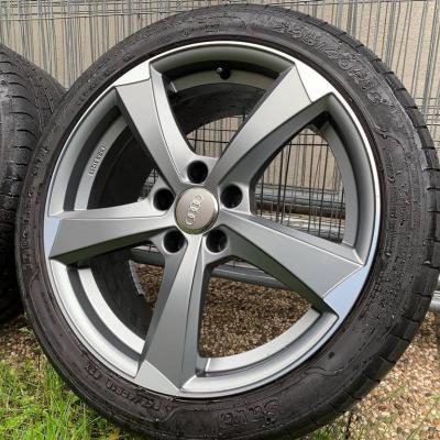 """Audi A4 Rotoer 18"""" - thumb"""