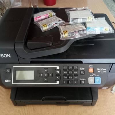 Epson Workforce WF-2750 - thumb