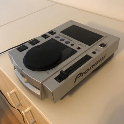 Pioneer CDJ 100S CD-Player für DJs TOP ZUSTAND!!! - thumb