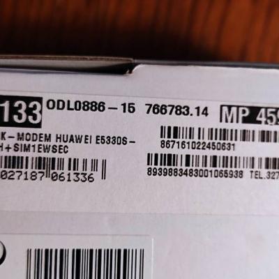 Mobiles Wi Fi Modem Huawei - thumb