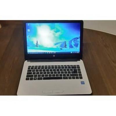 HP-Laptop 14 Zoll in Weiß - thumb