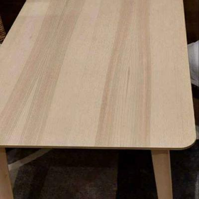 IKEA Tisch aus massiver Birke - thumb